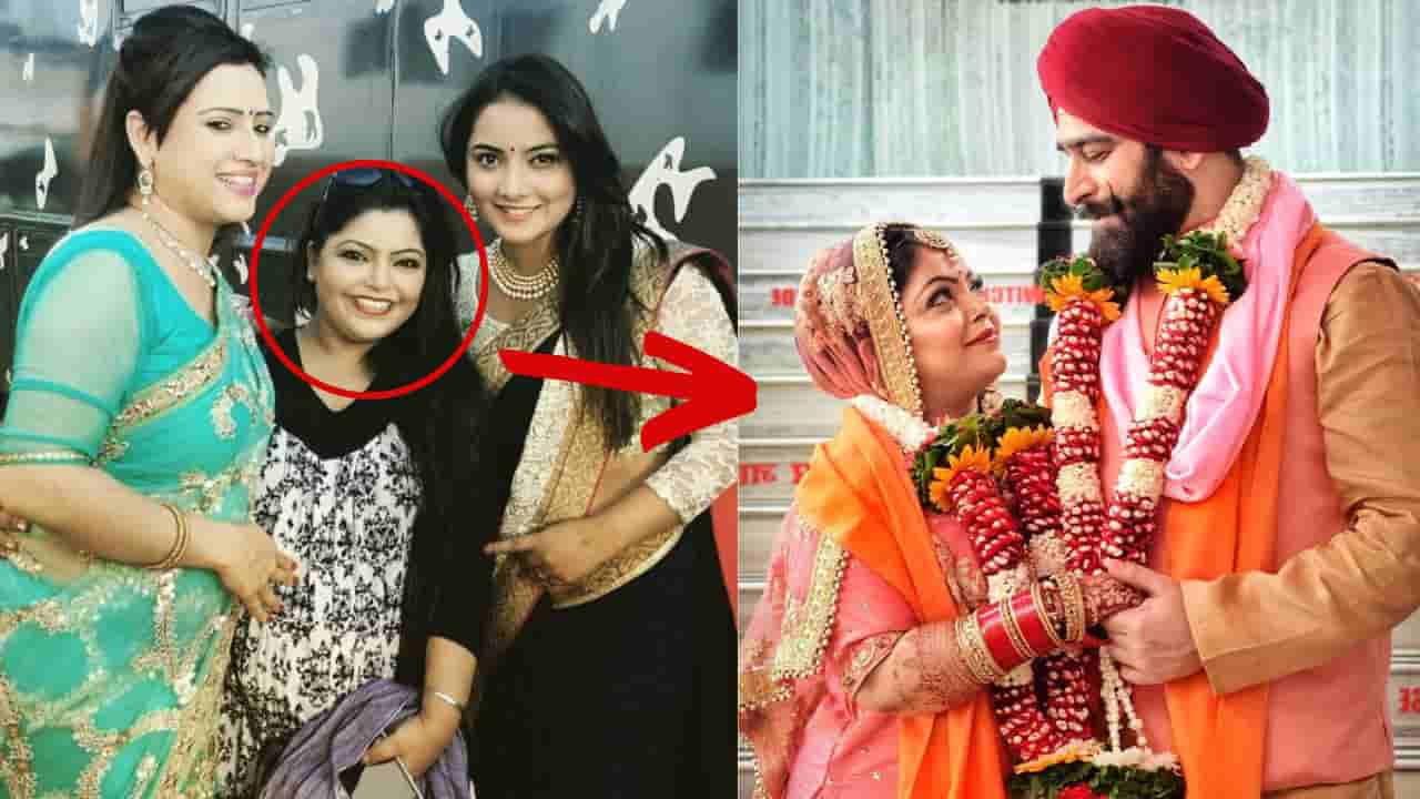 Divya bhatnagar weds gagan