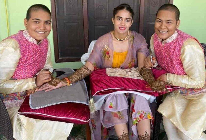 Babita phogat mahandi design