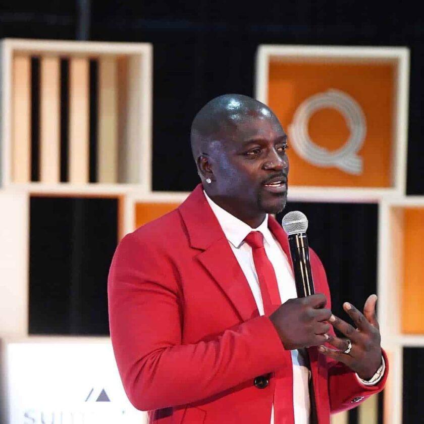 Singer Akon buil his city (3)