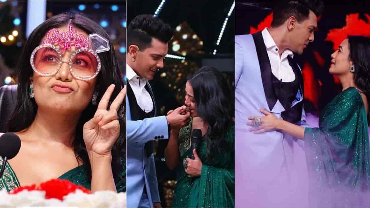 neha kakkar aditya narayan wedding