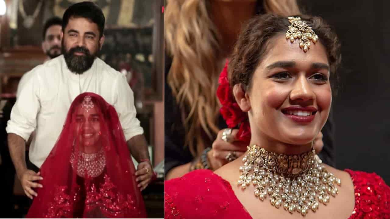 Babita Phogat bride journey