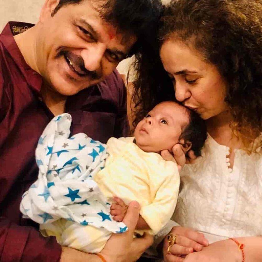 Rajesh Khatter son birthday celebration