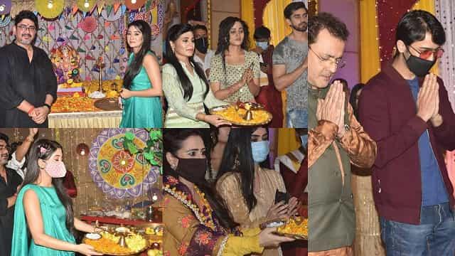 Celebrates Ganesh Chaturthi