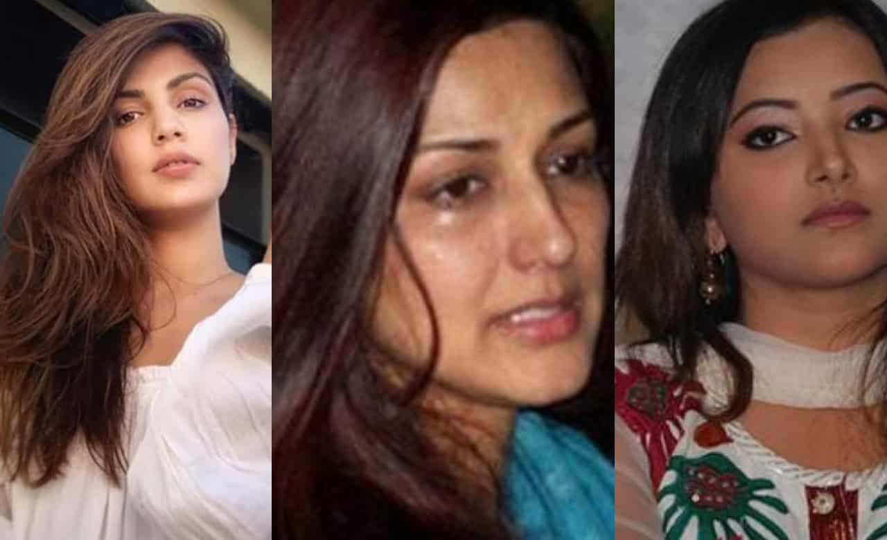 BOLLYWOOD ACTRESSES HAVE GONE TO JAIL