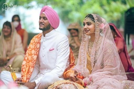 Niti Taylor Parikshit Bawa wedding
