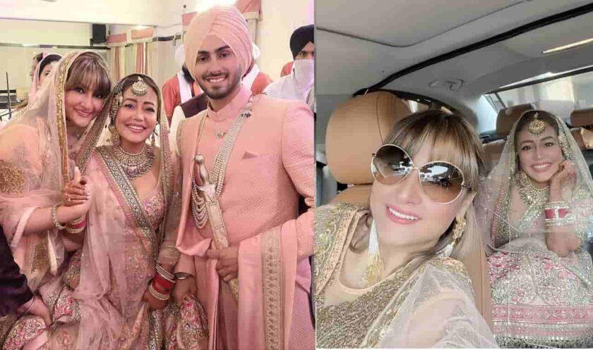 Urvashi Dholakia turns driver Neha Kakkar