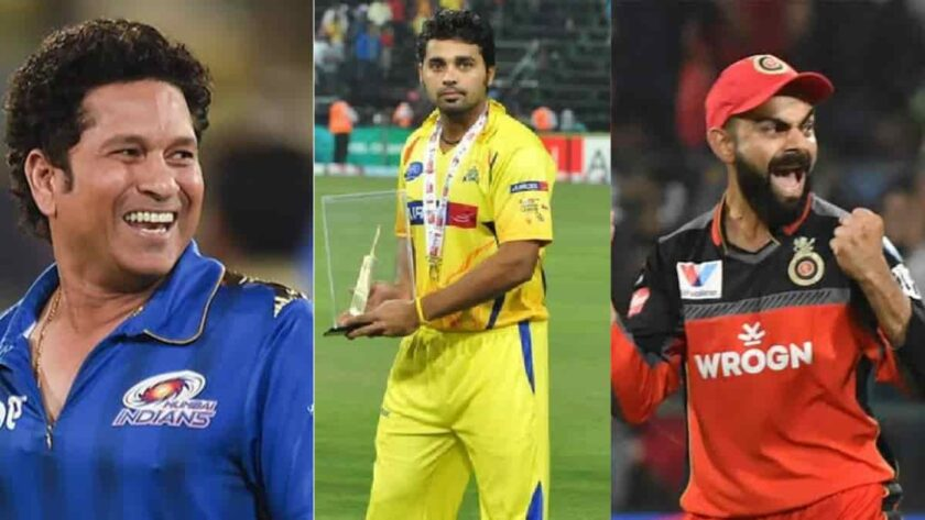 Indian players who have scored centuries in IPL