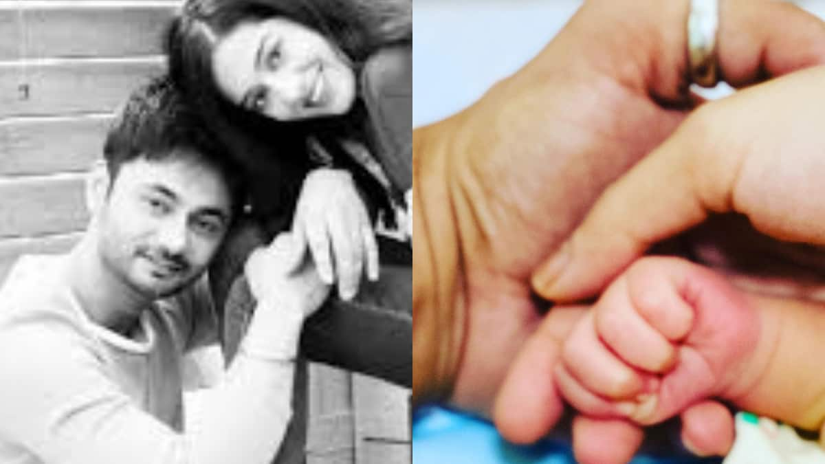 Amrita Rao and Anmol's baby boy name revealed
