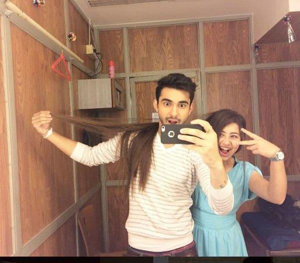 Aditi Bhatia and Abhishek Verma