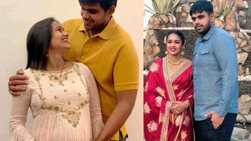 Wrestler Babita Phogat to be a mother soon, celebrates baby shower with family
