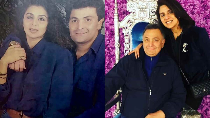 Neetu Kapoor returned to acting after years, became emotional after remembering husband Rishi Kapoor