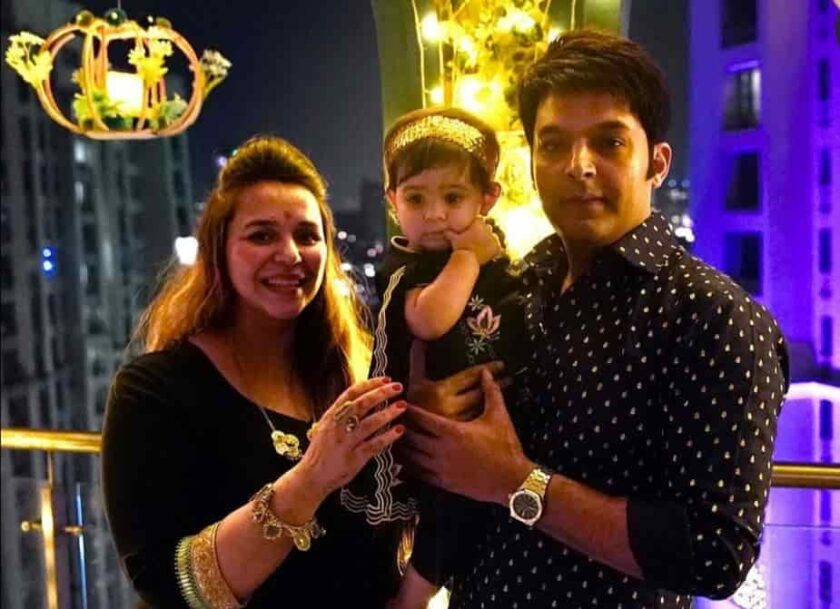 kapil sharma is going to be second time father