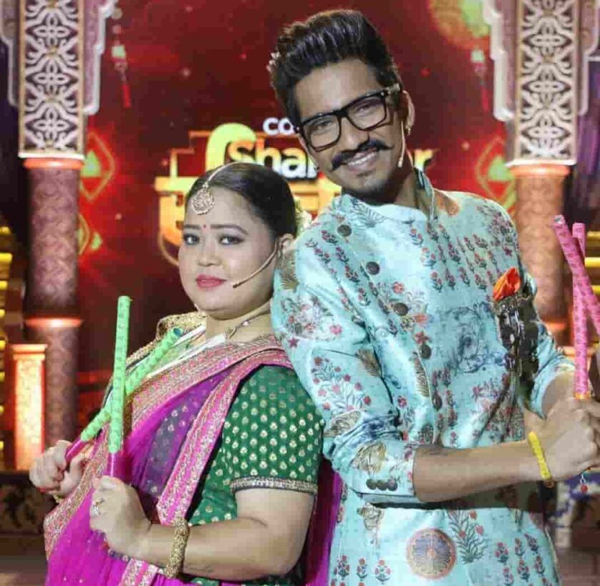 In the case of drugs, NCB raid on Bharti Singh's residence
