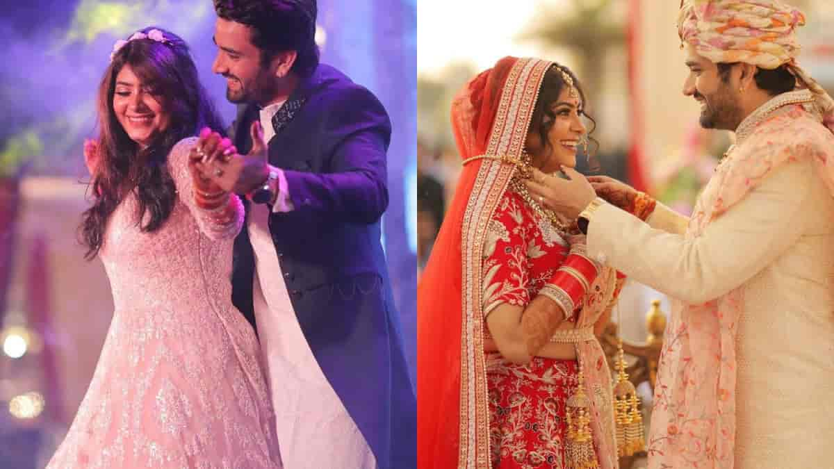 TV serial fame Rajshri's second marriage with her boyfriend Gaurav Mukesh Jain