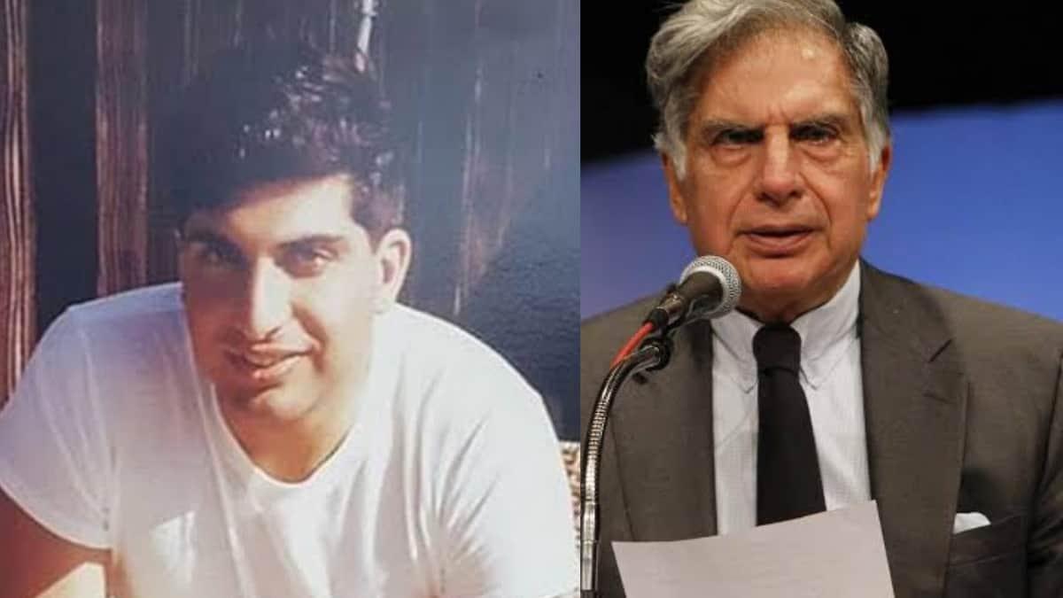 Indian industrialist Ratan Tata