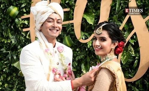 Shirin Sewani wedding pic