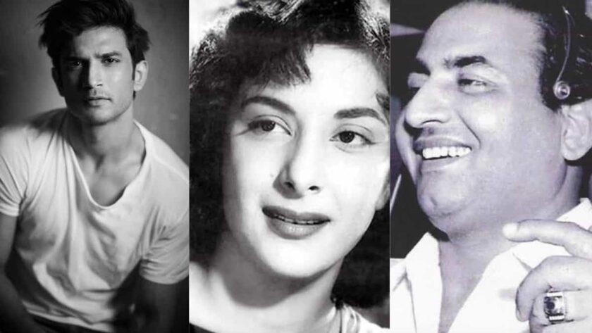 Bollywood legendary celebs