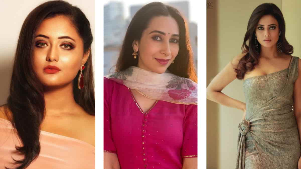 Bollywood and Television Actresses