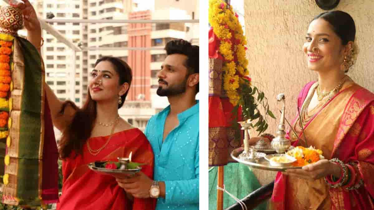 Bollywood Gudi Padwa celebration