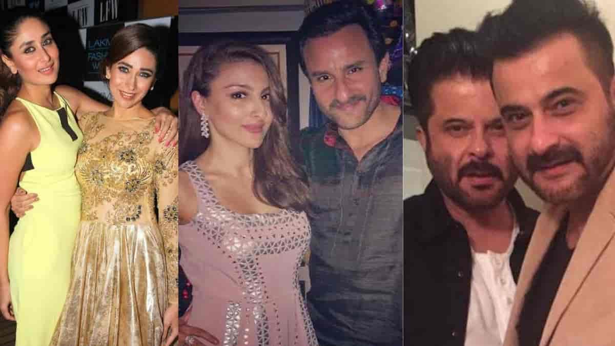 Bollywood Siblings