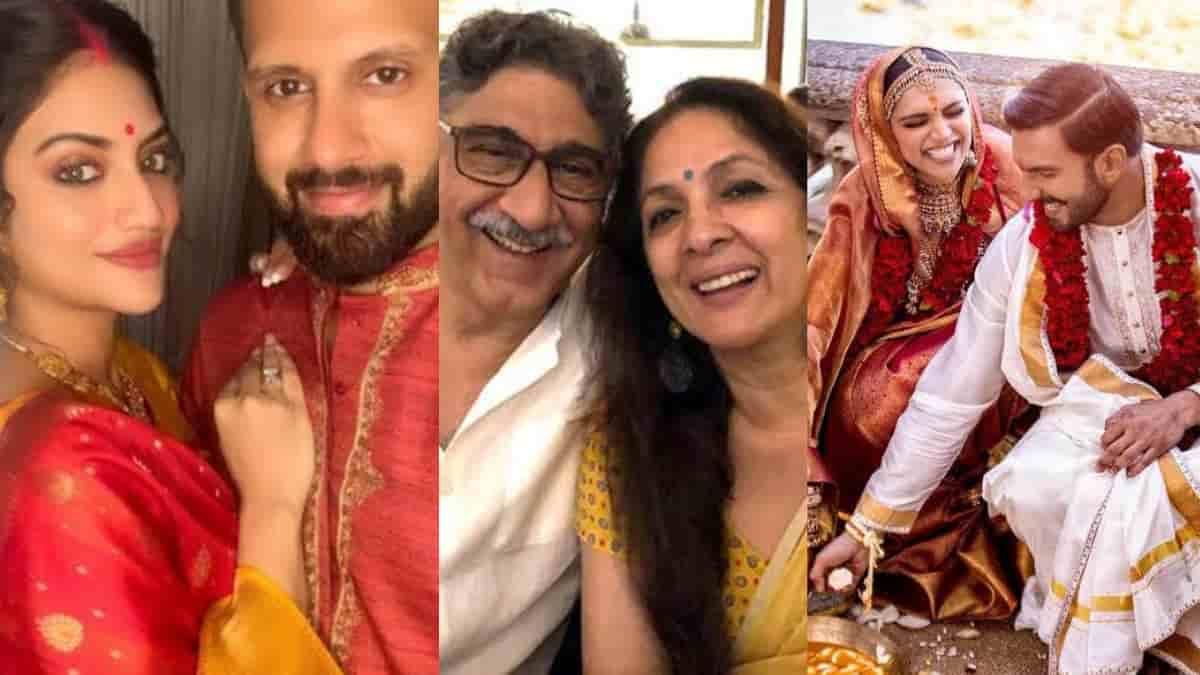 Bollywood celebs choose abroad for their wedding