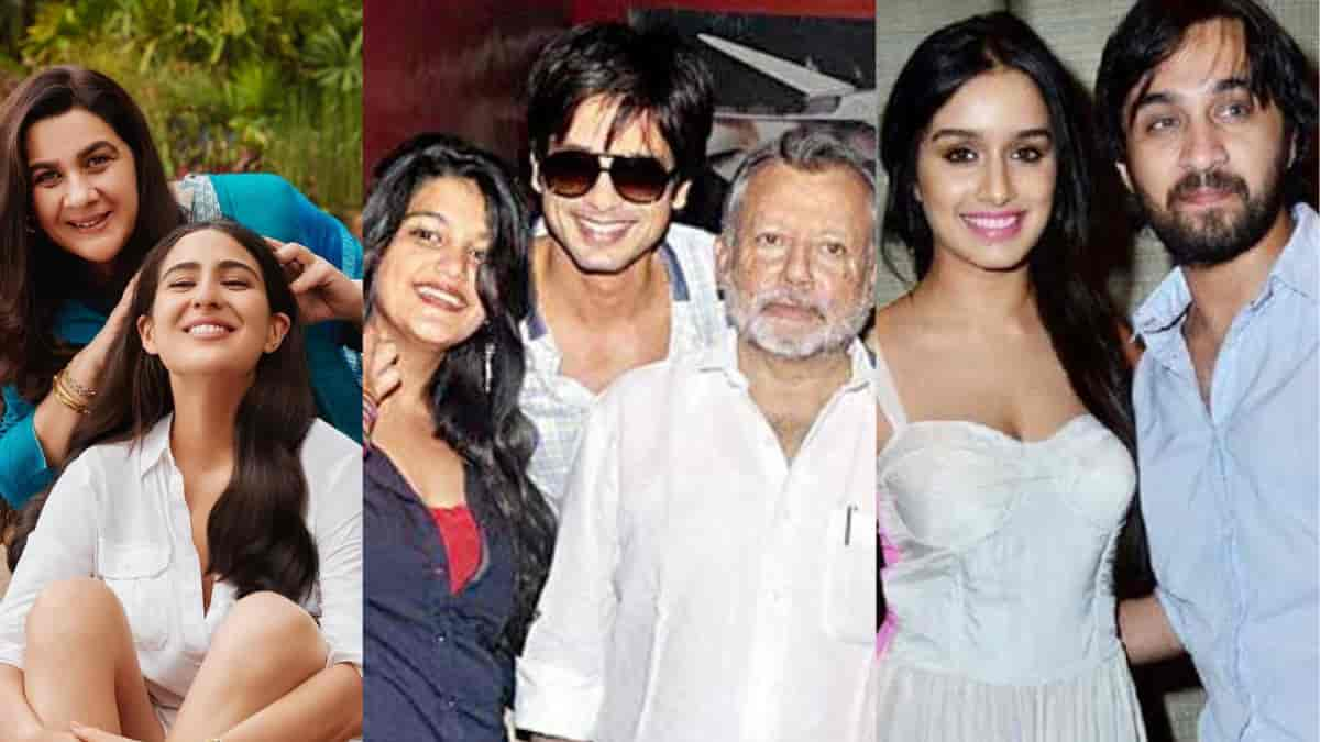 Bollywood Celebs and their family