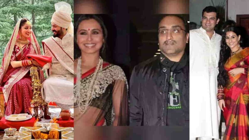 actresses chose the director as their life partner