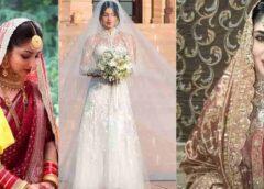 यामी गौतम से प्रियंका चोपड़ा तक इन एक्ट्रेस ने अपनी शादी में खानदानी लुक से लगाए चार चाँद