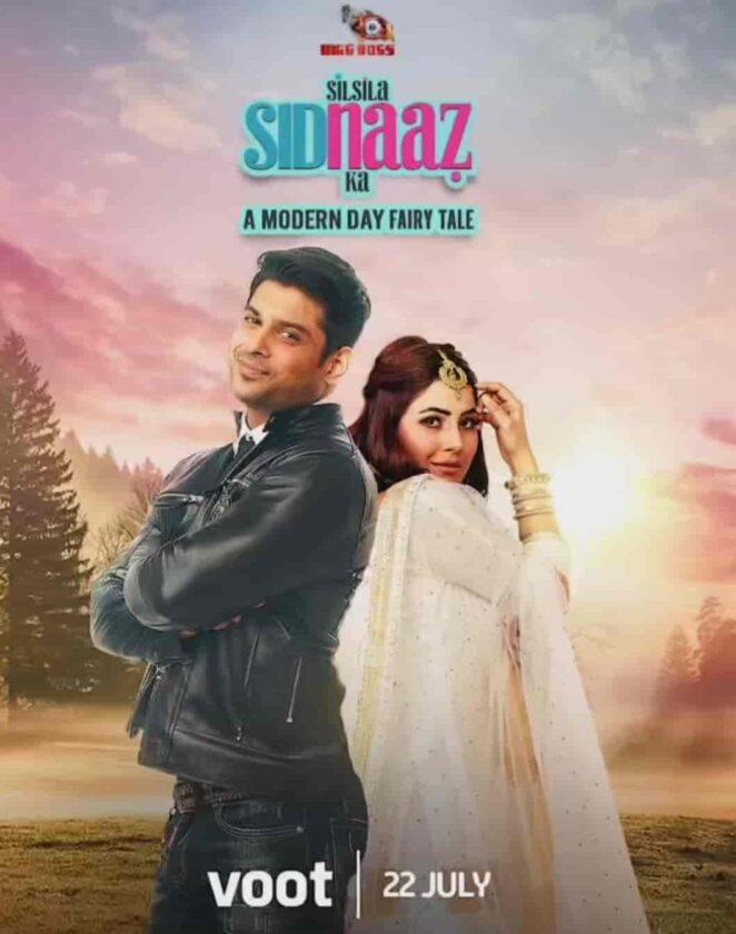 Sidharth Shukla and Shehnaaz Gill
