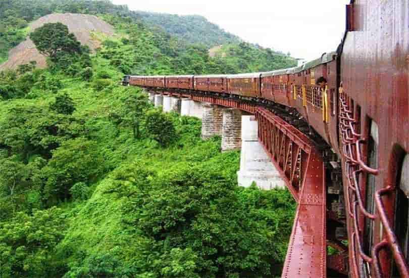 Train route