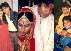 जया-अमिताभ से शाहरुख़- गौरी तक ये है बॉलीवुड के परफेक्ट कपल, सालों से है साथ