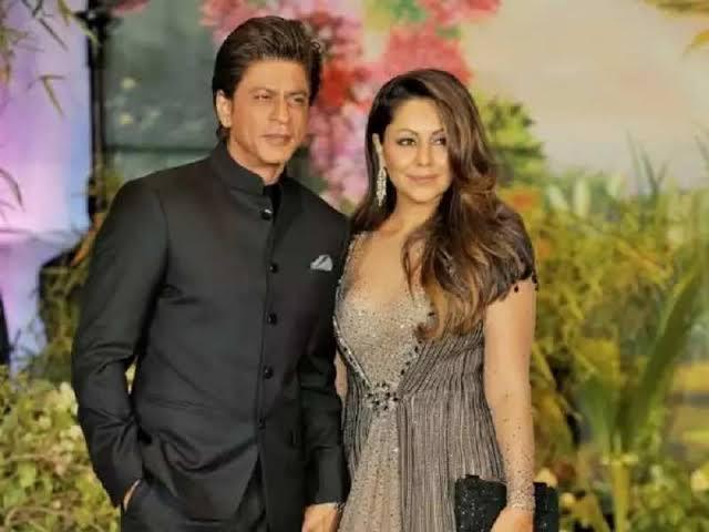 Shah Rukh Khanand Gauri Khan