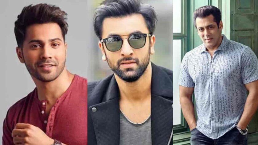 Bollywood actor's crush
