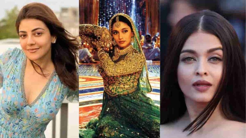 Bollywood actresses pegnant during film's shooting
