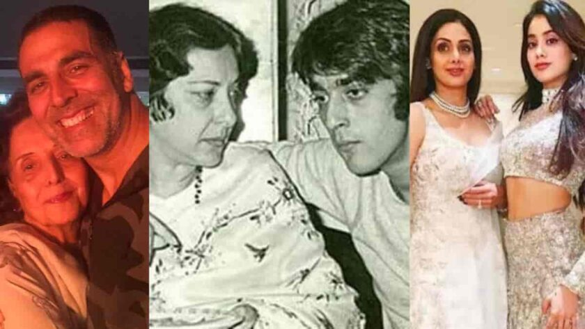 Bollywood celebs lost mother