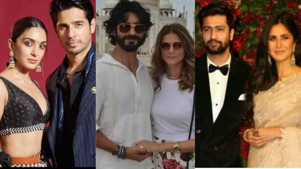 Bollywood celeb's love affair