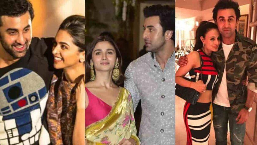 Ranbir Kapoor's affair