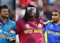 क्रिस गेल से लेकर सुरेश रैना तक ये खिलाड़ी लगा चुके टी20 वर्ल्ड कप में शतक